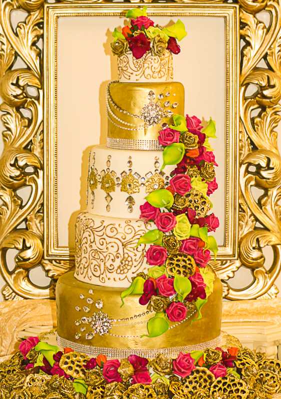 Bespoke Wedding Cakes By Swarn Cakes